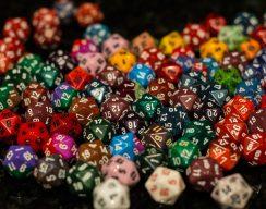 Рискни костями! История игровых кубиков
