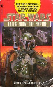 Расширенная Вселенная переносила действие «Звёздных войн» в глубокое прошлое…
