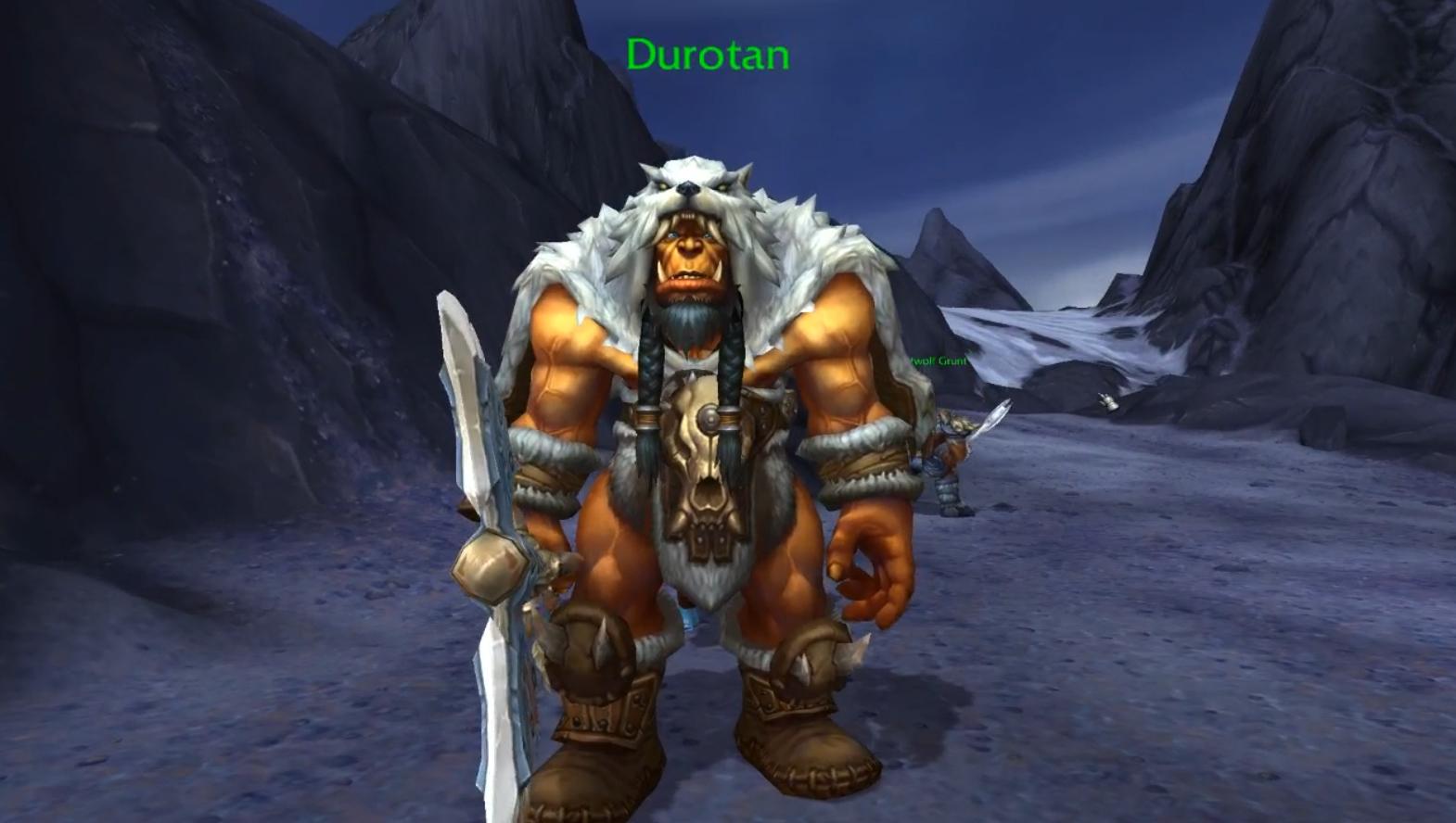 Оргрим и Дуротан появляются в дополнении Warlords of Draenor, но они там не ключевые герои. Да и сюжет дополнения происходит в «альтернативной истории»