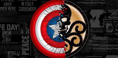 Капитан Америка оказался агентом «Гидры» 11