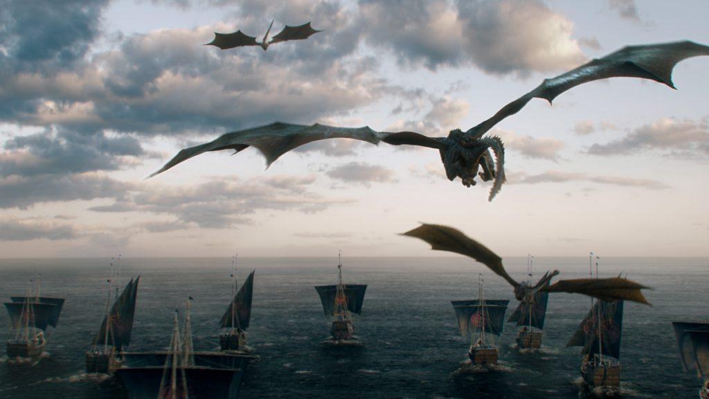 А вы сомневались, что главные герои «Игры престолов» — драконы и ещё кое-что?