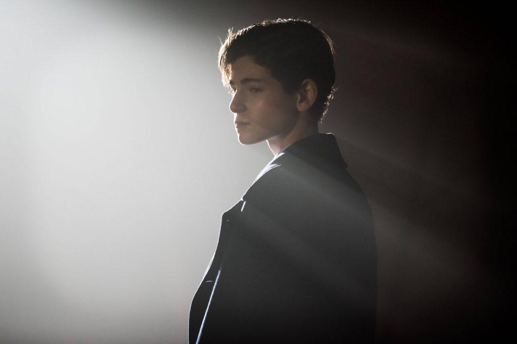 Интересно, кто вырастет из мальчика: Бен Аффлек или Кристиан Бэйл?