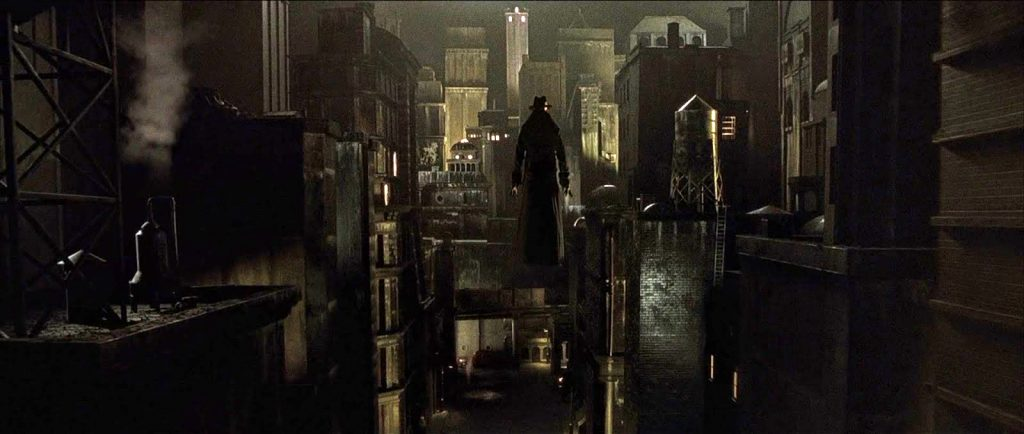 Тёмный город