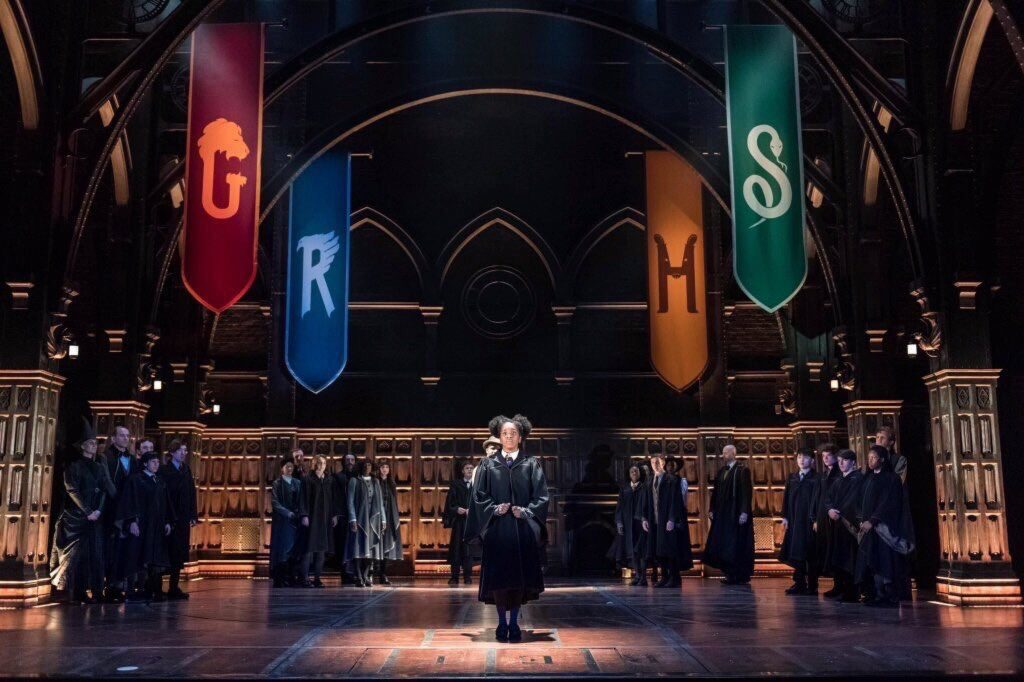 Cursed Child stage