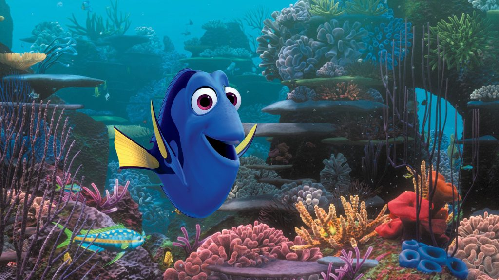 DORY. ©2013 Disney•Pixar.