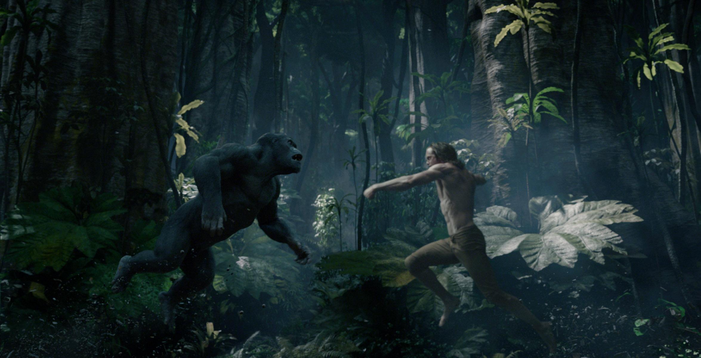 «Тарзан. Легенда» — это продолжение несуществующего фильма 2