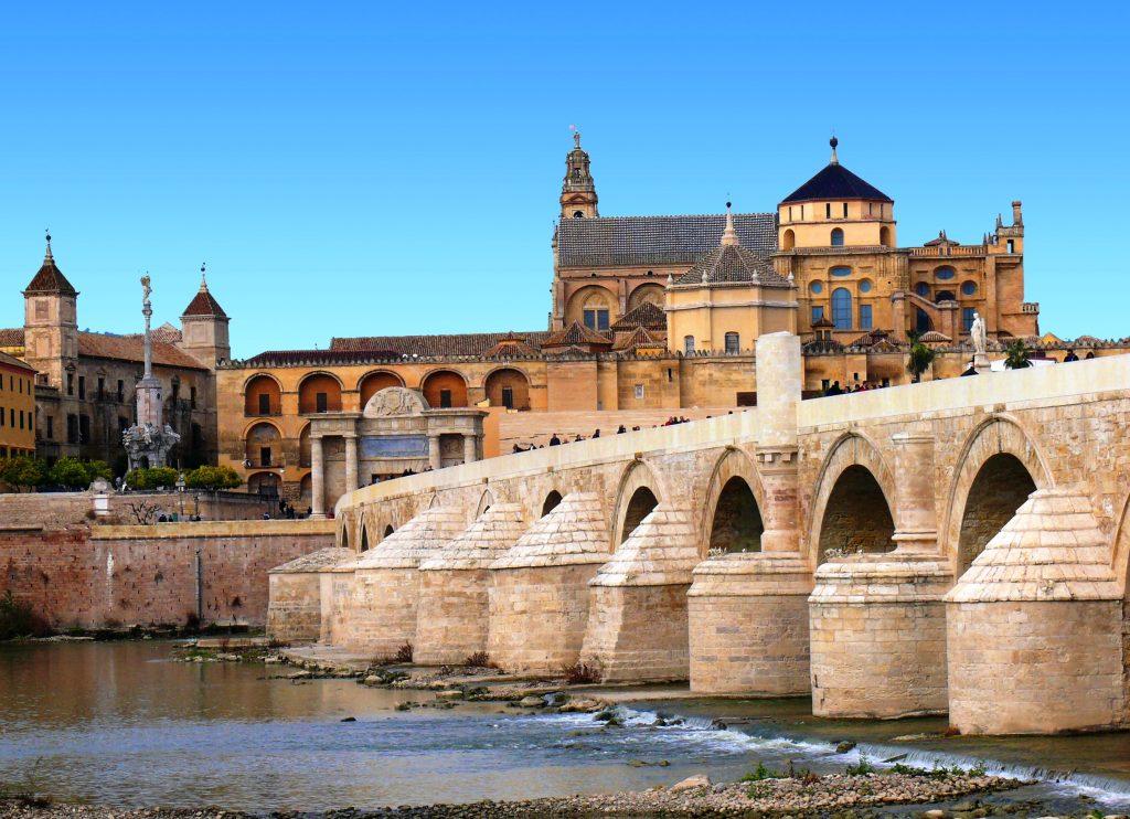Римский мост в Кордове — безо всех этих волантийских надстроек
