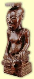 Его королевское величество Шунба Балонгобо считал, что игры — свидетельства ума и символы власти