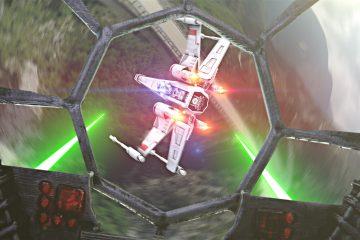 Короткометражка: Drone Wars