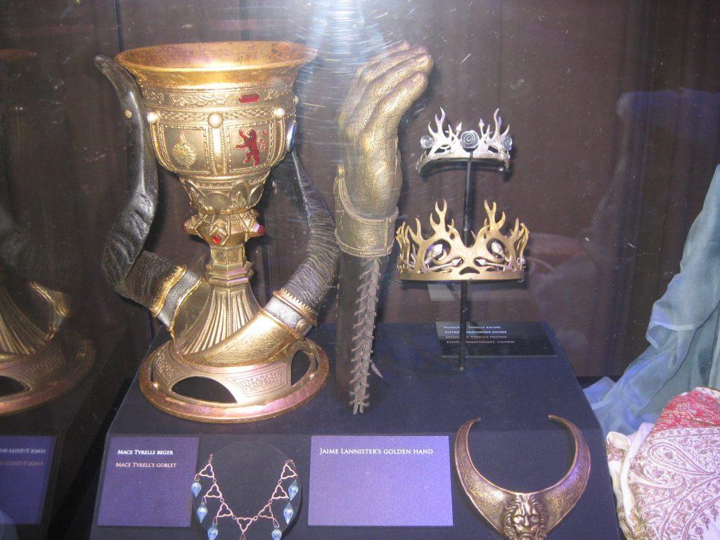 Золотая коллекция лучших домов Вестероса