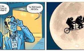 Если бы высадку на Луну снимал…