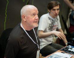 Интервью с художником комиксов Джоном Хиггинсом 3