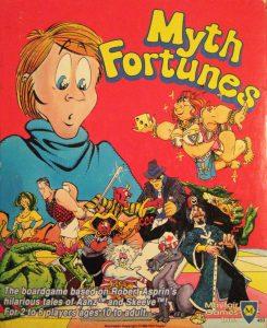 Myth Fortunes. Настольная игра