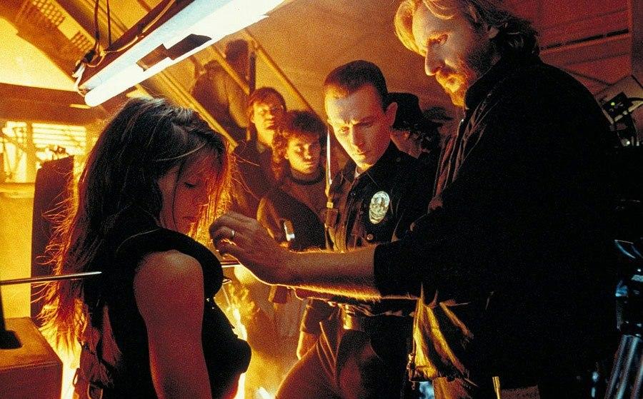 Как снимался «Терминатор2: Судный день» 2