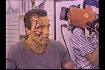 Шварценеггер выложил редкое видео со съёмок «Терминатора 2»