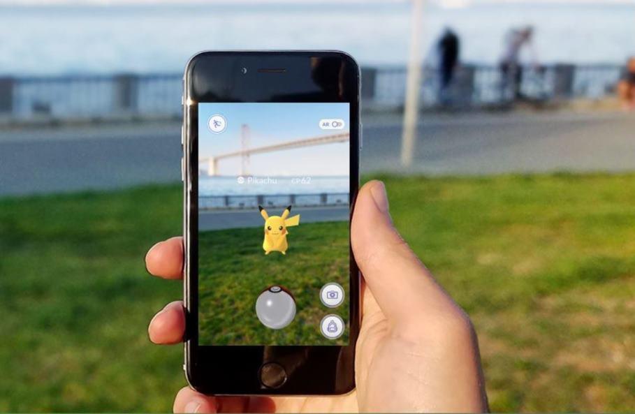 Pokémon Go: как дополненная реальность занеделю изменила мир