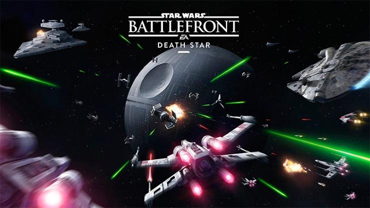 Star Wars Battlefront Deathstar