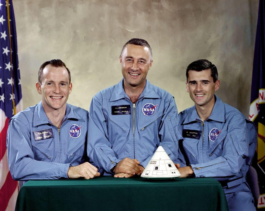 Аполлон-1. Экипаж