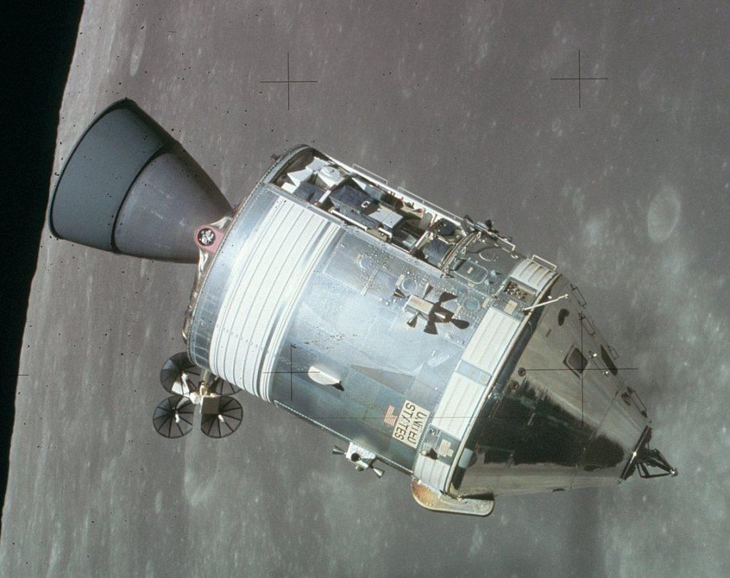 Аполлон. Орбитальный модуль