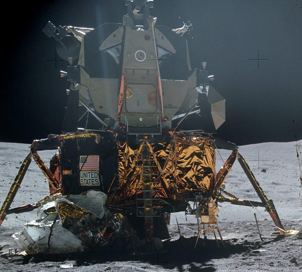 Аполлон. Лунный модуль
