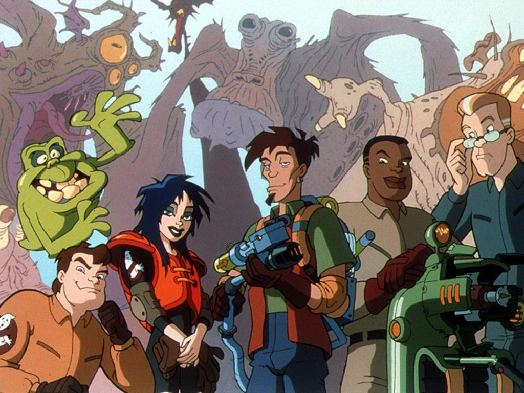 Идею, что Охотники должны передать эстафету новому поколению, воплотили в 1997 году на ТВ. В мультсериале «Экстремальные охотники за привидениями» Игон наставляет молодую команду. Сериал, правда, быстро закрылся