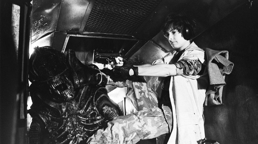 Гэйл Энн Хёрд. Эта хрупкая женщина ещё и один из главных создателей «Терминатора»