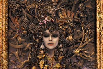 Кэтрин М. Валенте - Сказки сироты - В ночном саду