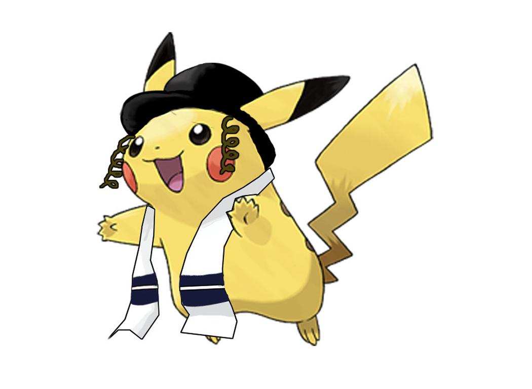 Pikachu jews