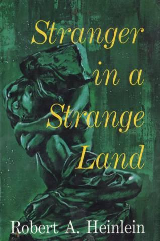 «Чужак в чужой стране». В начале 1990-х по роману предполагалось снять фильм с Томом Хэнксом и Шоном Коннери.