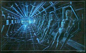 Как снимался «Терминатор2: Судный день» 5