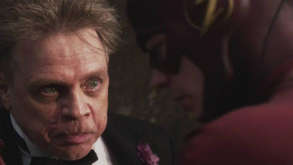 Хэмилл во «Флэше» и Джокера процитировал, и про «Звёздные войны» вспомнил