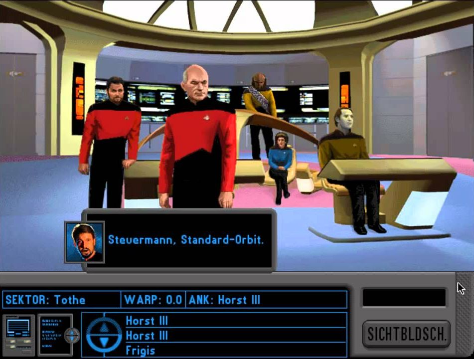 Star Trek: The Next Generation – A Final Unity