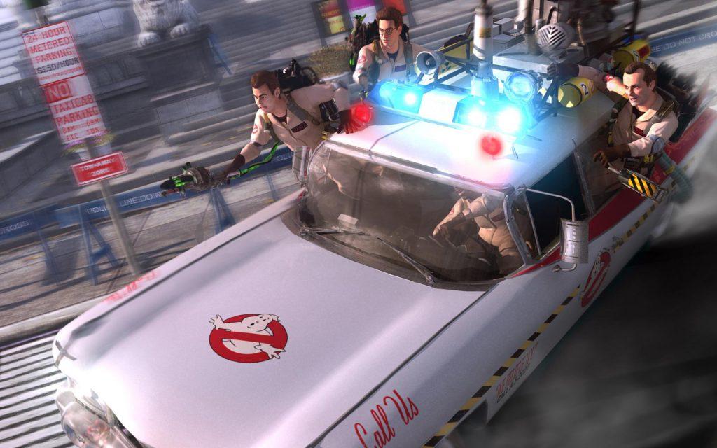 Игру Ghostbusters можно назвать своего рода «Охотниками 3»: она развивает сюжет киносерии, и все четверо актёров озвучили своих персонажей