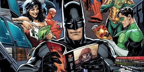 С чего начать читать проБэтмена? 10комиксов 7