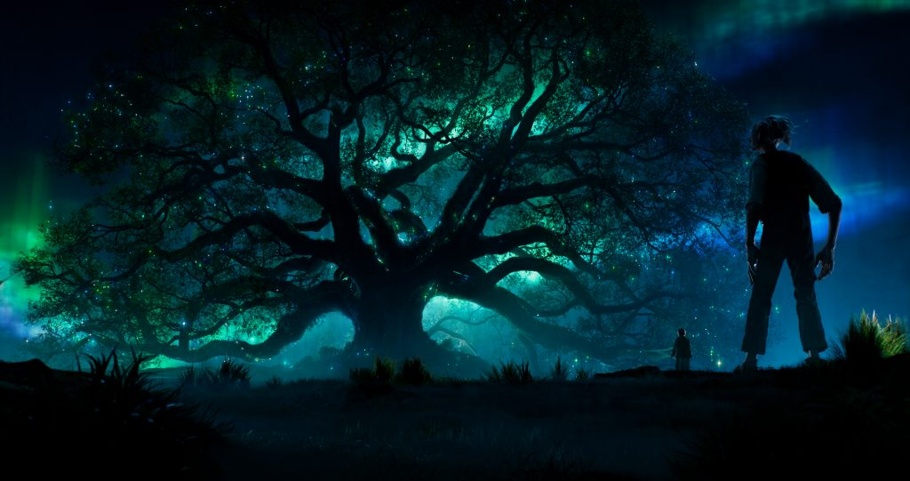 От сцены ловли снов захватывает дух — настолько она красива и сказочна. Вот только сделать бы её чуть покороче!