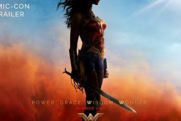Трейлеры DC: «Чудо-женщина» и «Лига справедливости»