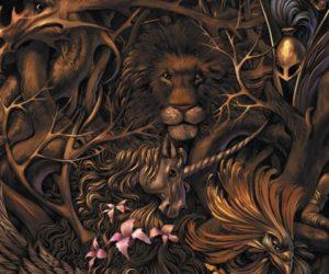 Кэтрин М. Валенте «Сказки сироты: Вночном саду» — отрывок