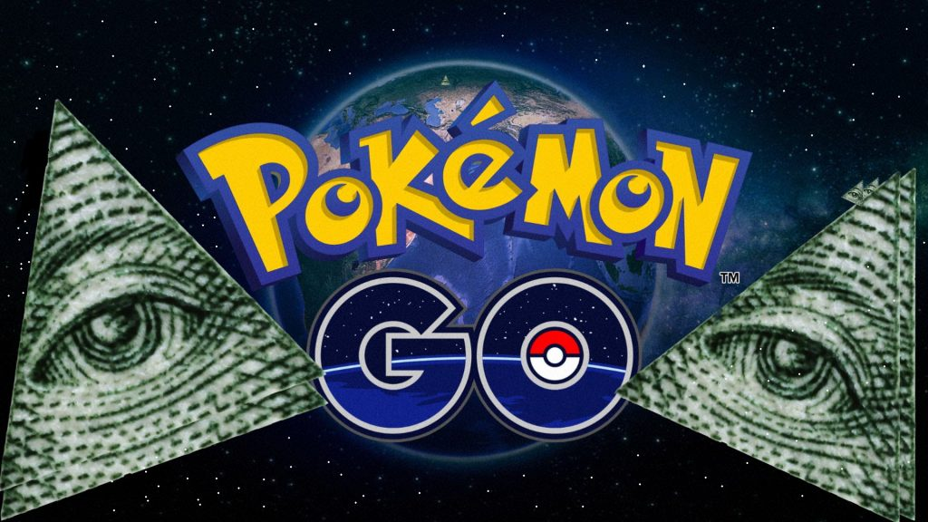Pokemon go Illuminati