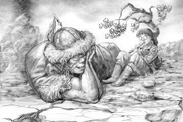 Генри Лайон Олди «Сильные. Книга 1. Пленник железной горы»