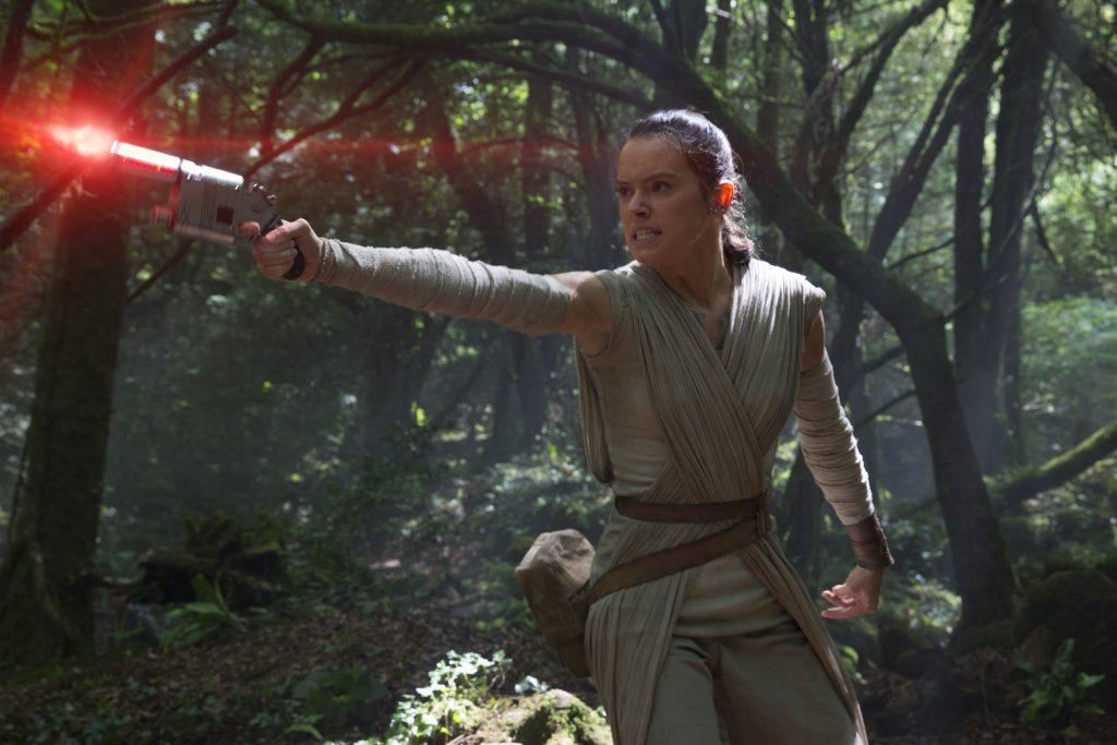 Рэй, главная героиня новых «Звёздных войн»