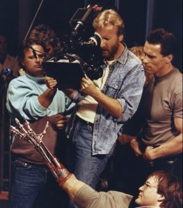 Как снимался «Терминатор2: Судный день» 3