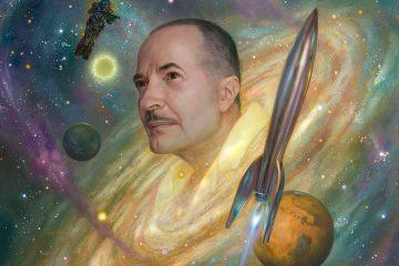 Гражданин галактики: Роберт Хайнлайн