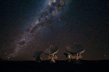 Молчание Вселенной. Парадокс Ферми