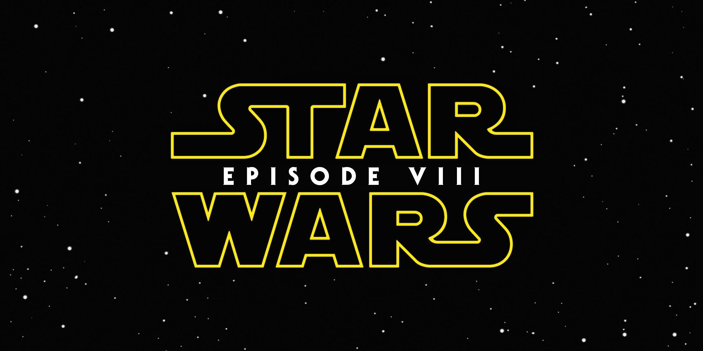 Объявлена дата окончания съёмок Star Wars: Episode VIII
