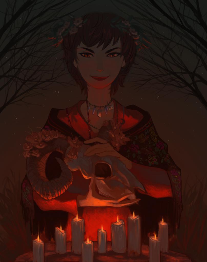 Яна, персонаж комикса «Бесобой»