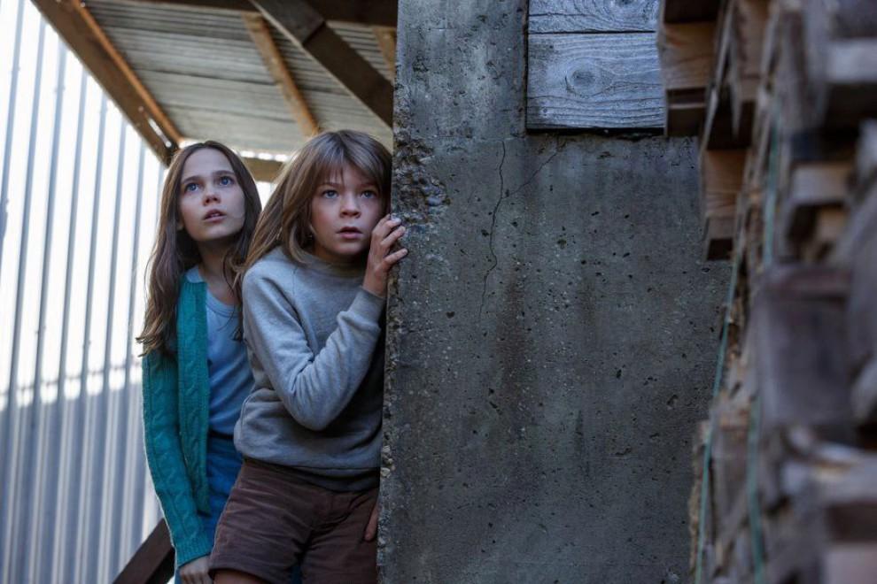 Дети-актёры играют очень уверенно для своих лет