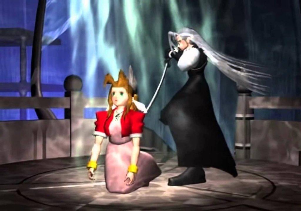 Final Fantasy 7. Айрис умрёт