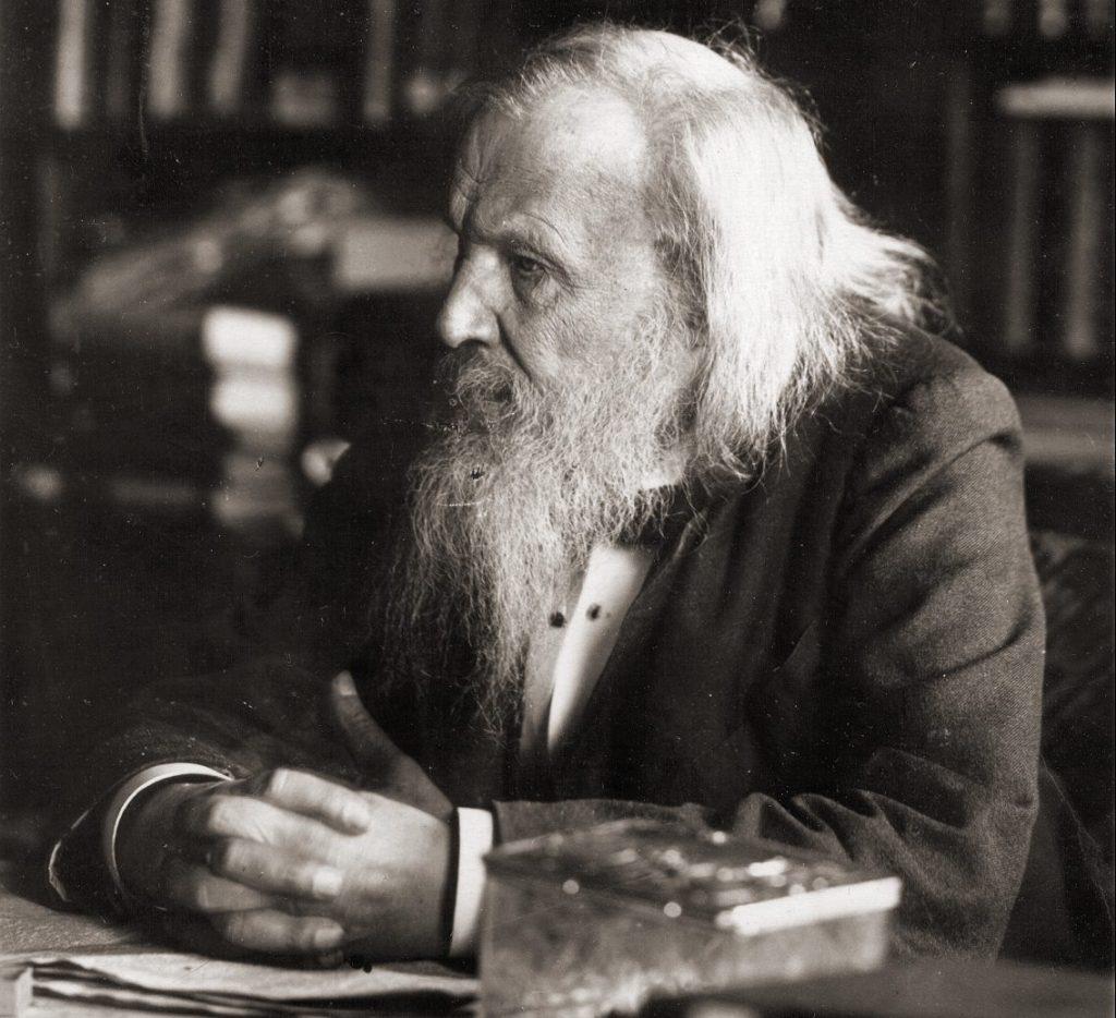 Дмитрий Менделеев считал, что в его таблице эфир — «ньютоний» — со временем займёт место элемента номер ноль