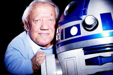 Умер Кенни Бейкер — актёр, игравший R2D2 2