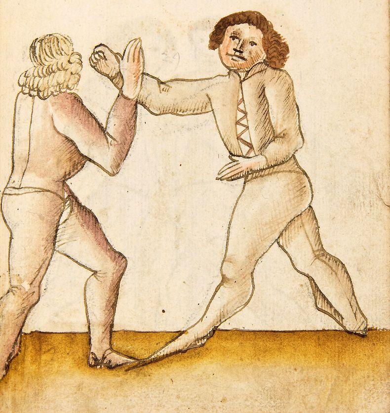 Кулачный бой